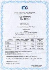 ITC - Ogólnoświatowy Notyfikowany Instytut Badań i Certyfikacji ZLIN